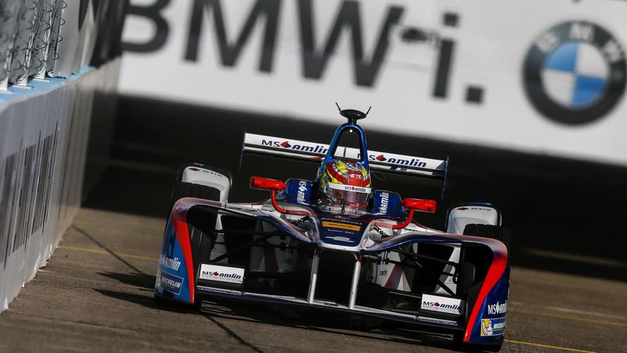 BMW Confirms Season Five Works Formula E Entry