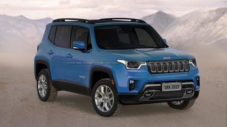 Yeni Jeep Renegade böyle mi görünecek?