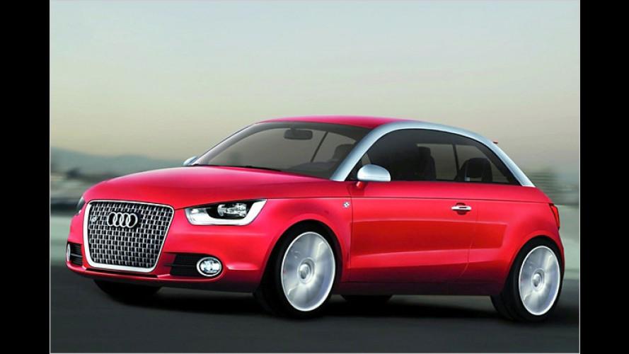 Audi metroproject quattro: Der neue A1 lässt grüßen