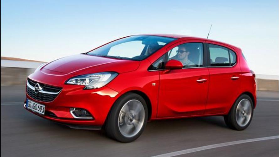 Opel Corsa, l'1.3 CDTI è la quadratura del cerchio