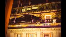 Rolls-Royce, le Black Badge sui tetti di Roma