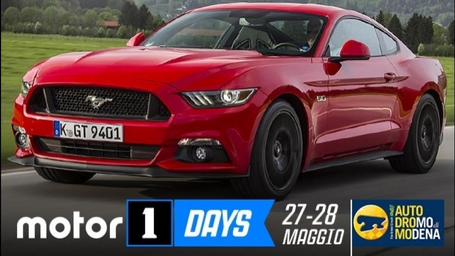 Motor1Days, con Ford è tempo di Hot Lap e Driving University