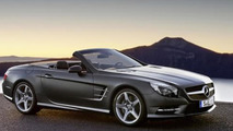 2013 Mercedes-Benz SL Roadster
