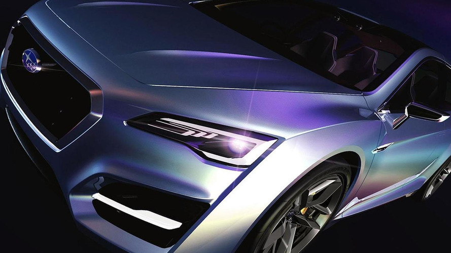 Subaru BRZ & Advanced Tourer Concept teased for Tokyo debut