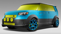 Scion xB by 686, SEMA, 28.10.2011