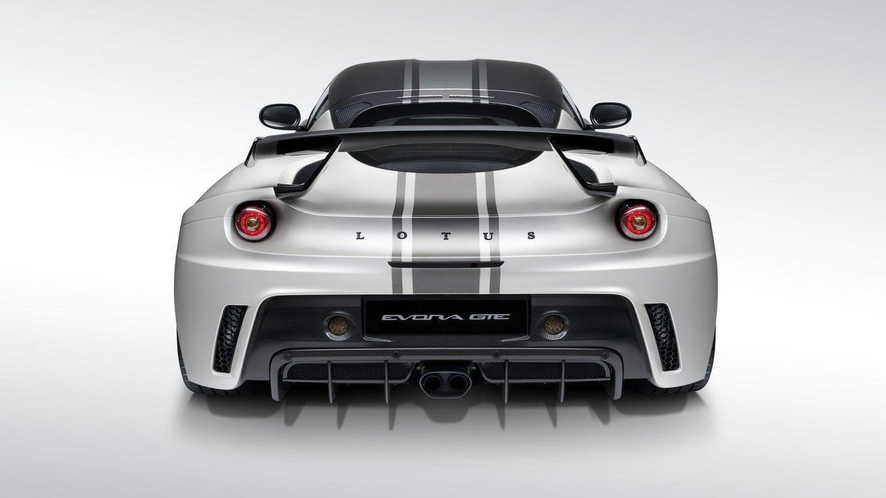 Lotus Evora GTE Road Car concept 15.8.2011