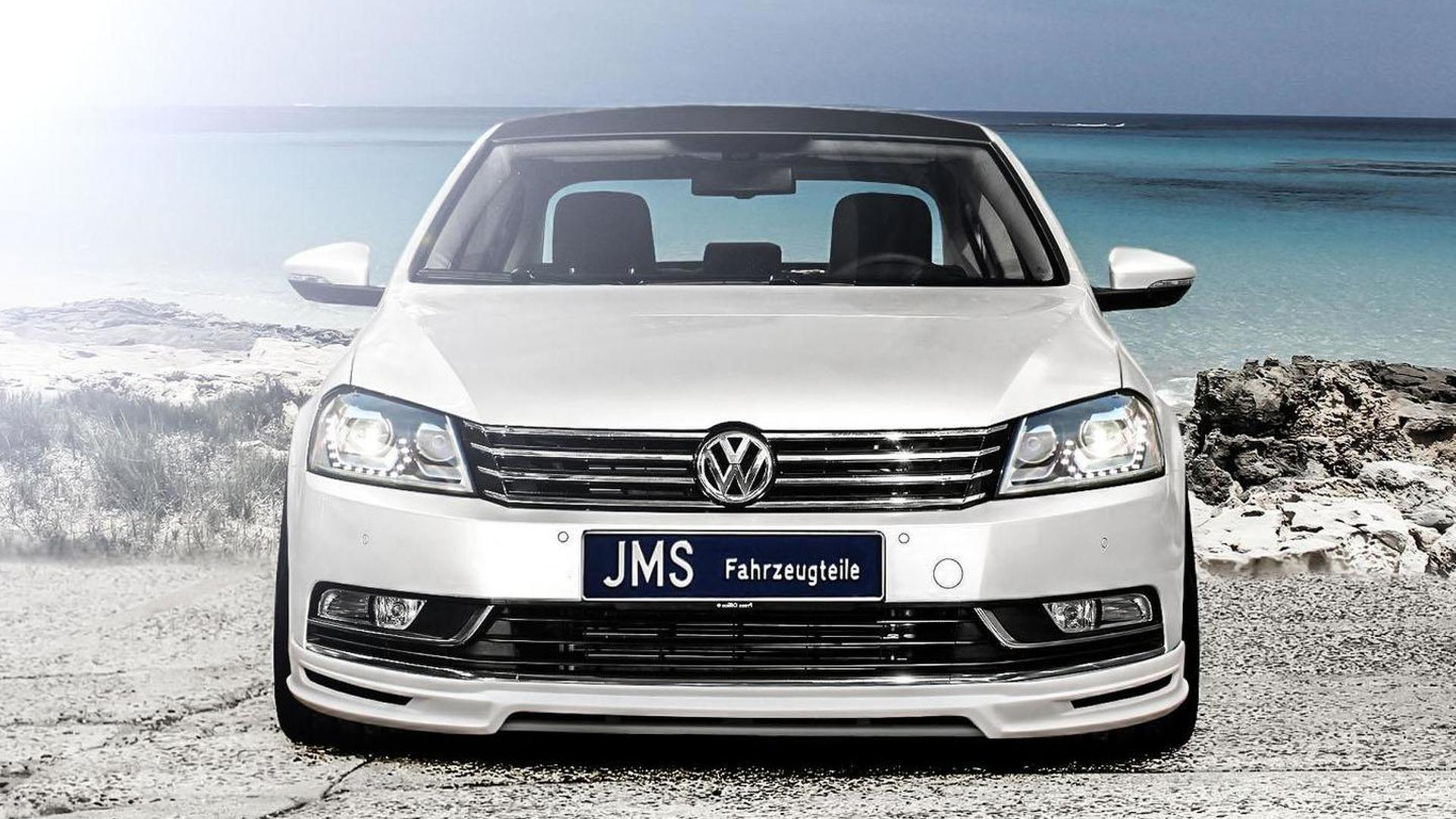 Тюнинг Volkswagen Passat B7 от JMS