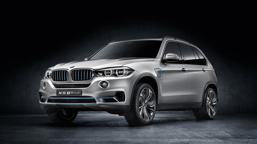 BMW bringing updated X5 eDrive concept to New York