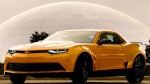 2014 Camaro Bumblebee Concept for Transformers 4