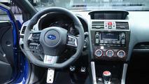 Subaru explains what's new in the 2015 WRX STI
