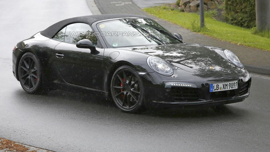 Porsche 911 GTS coming to Los Angeles Auto Show with 992 codename