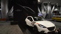 Mazda Club Sport 3 live at SEMA 06.11.2013