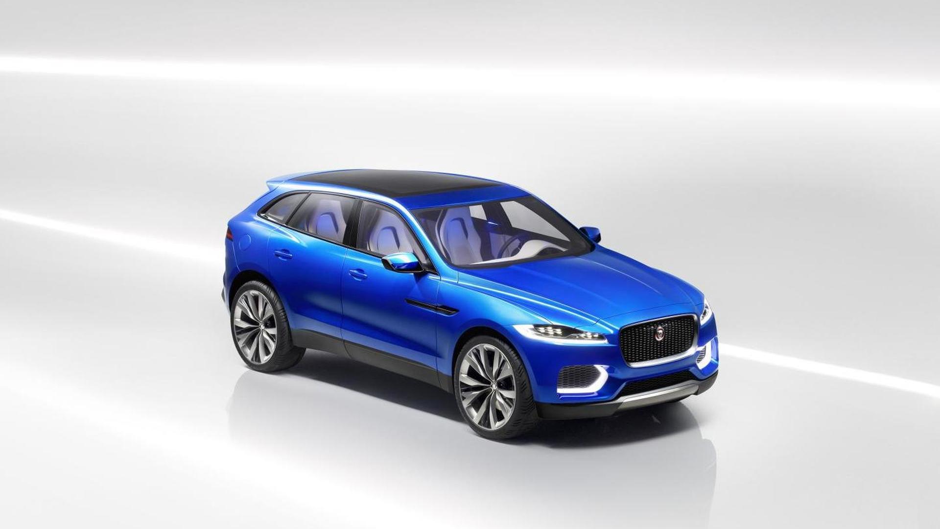 jaguar e pace could be built in austria. Black Bedroom Furniture Sets. Home Design Ideas