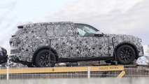 BMW X7 flagra