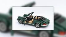Porsche 911 Lego