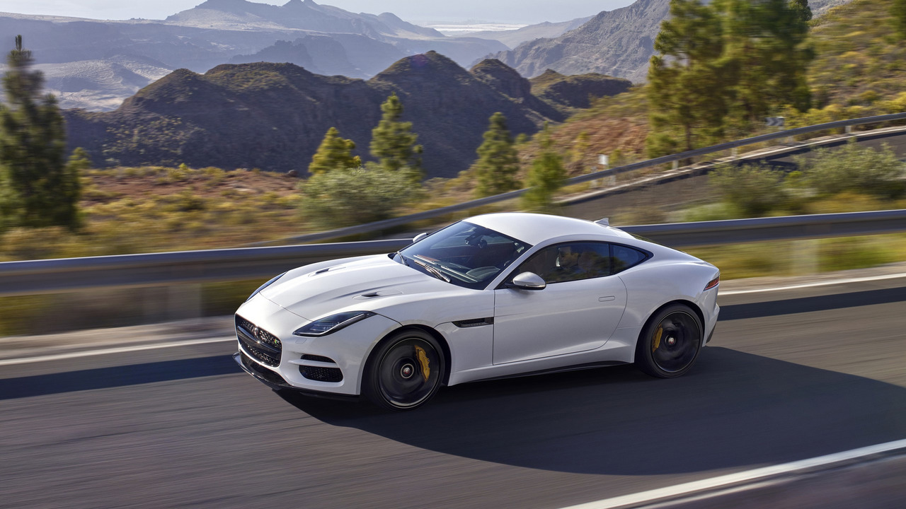 Why The Jaguar FType Is Getting AllWheel Drive