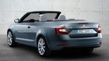 Škoda Octavia Cabriolet