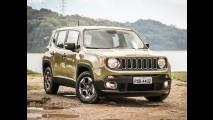 Jeep Renegade é lançado na Argentina com motor 1.8 e preço