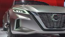 Nissan Vmotion 2.0 concept live in Detroit