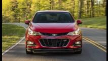 Novo Cruze a diesel terá motor 1.6 do Astra e câmbio de nove marchas