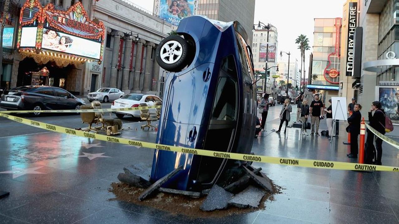 Toyota Prius The Grand Tour Hollywood