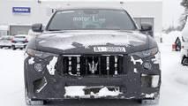 2019 Maserati Levante GTS spy photo