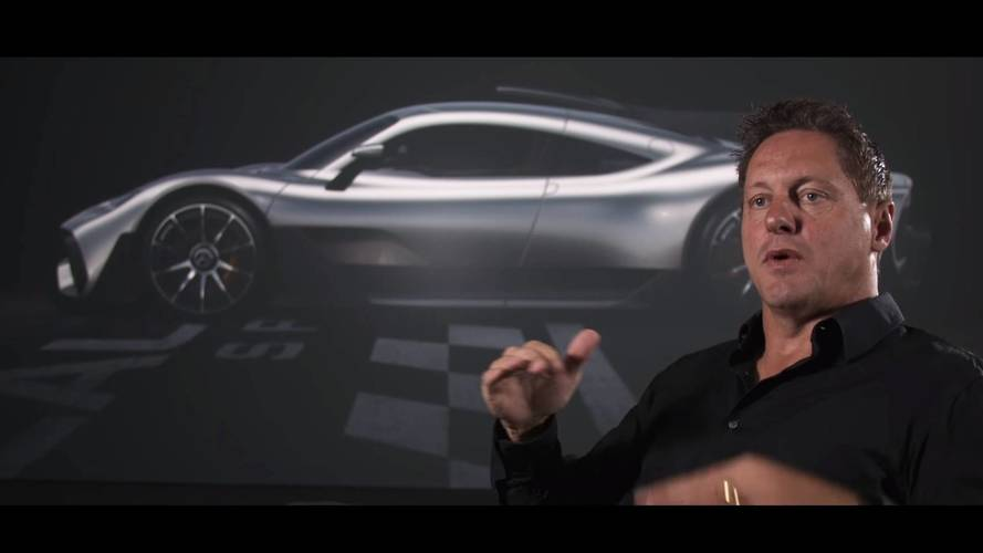 Mercedes-AMG Project One Design Detailed