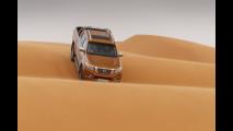 Nissan Navara, la prova nel deserto 013