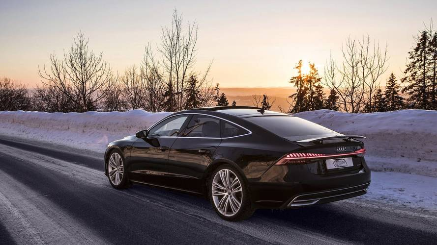 2019 Audi A7 Brings Sexy Back In Beauty Shots