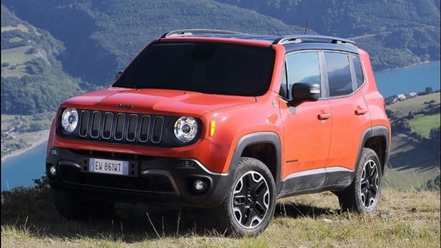 Jeep Renegade, arriva il doppia frizione DDCT sul MultiJet