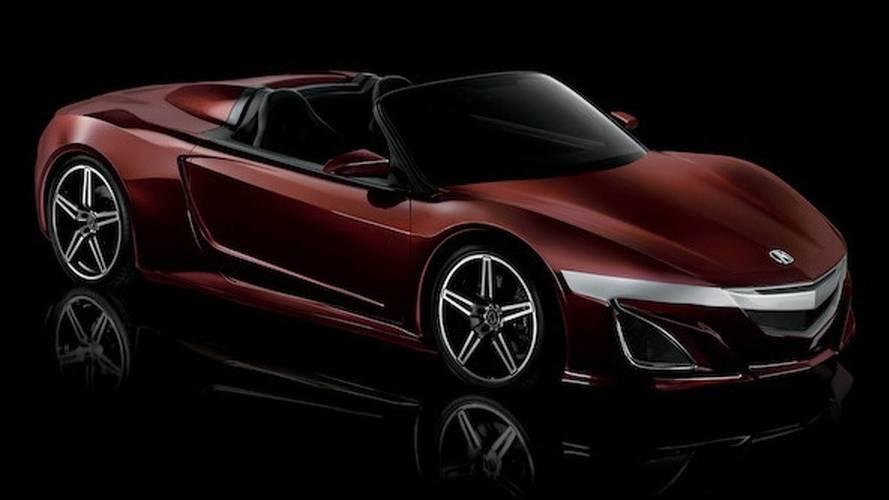Est-ce que la Honda NSX Roadster sera lancée cette année ?