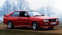 Audi Quattro y Sport Quattro (1980 y 1984)