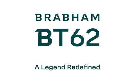 Hear The Brabham BT62 At Full Throttle In New Teaser