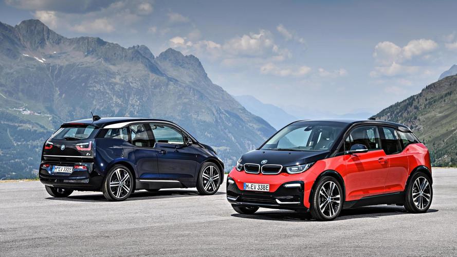 BMW i3 2018: renueva su imagen y estrena la versión deportiva i3s
