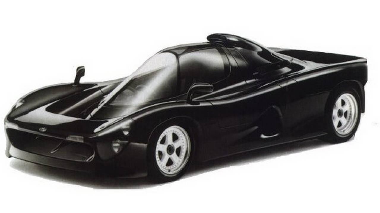 1992 Yamaha OX99-11 konsepti