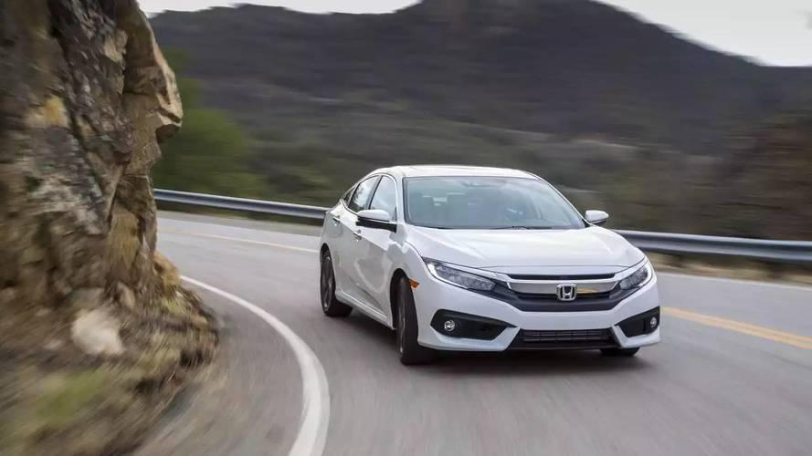 Honda Kasım ayında Civic sahibi yapıyor