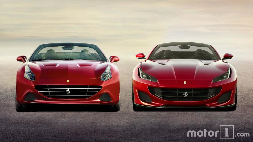 Comparamos el Ferrari Portofino 2018 con el California T