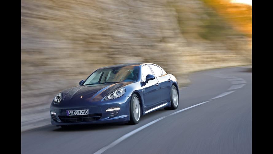 Porsche Panamera e 911 vincono l'Auto Trophy