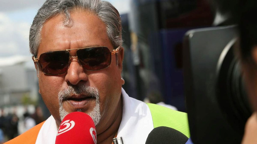 Mallya denies Prodrive buyout rumours