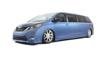 Toyota Sienna Swagger Wagon Supreme custom concept 02.11.2010