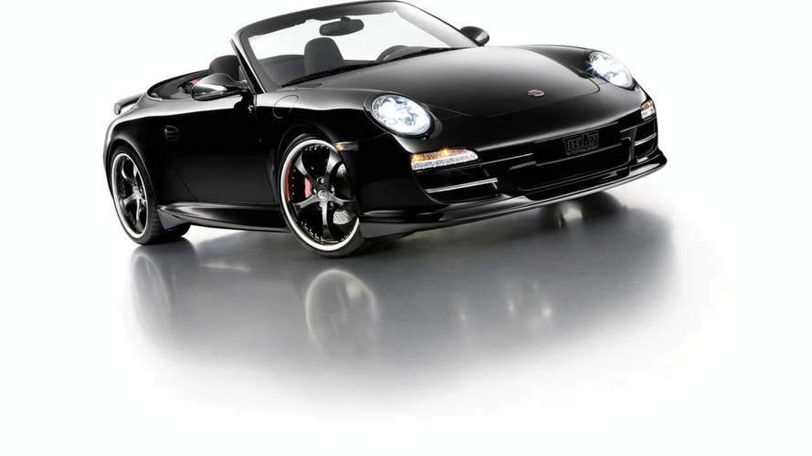 TechArt Porsche 997 Facelift Program for 2009 4S Cabriolet