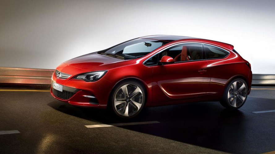 Opel GTC Paris Concept - New details released [video]