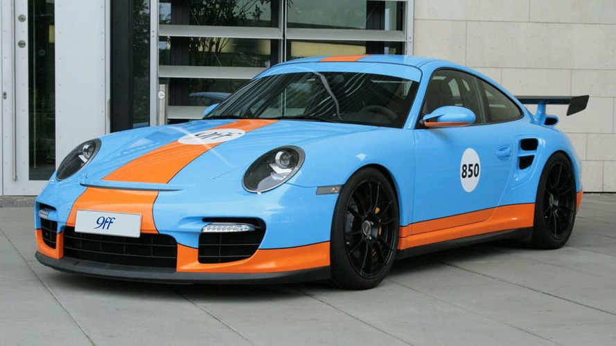 9ff BT2 based on 997 GT2 packs 850hp