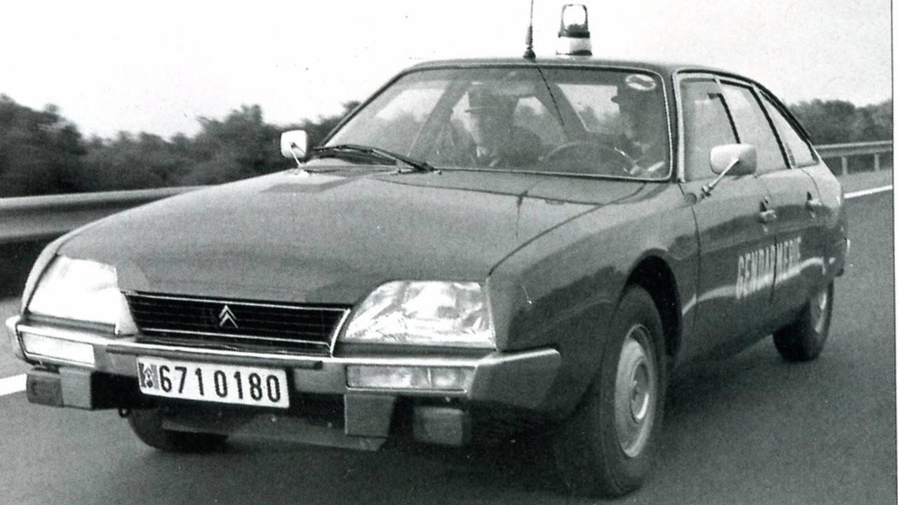 Citroën CX GTi (1987 - 1992)