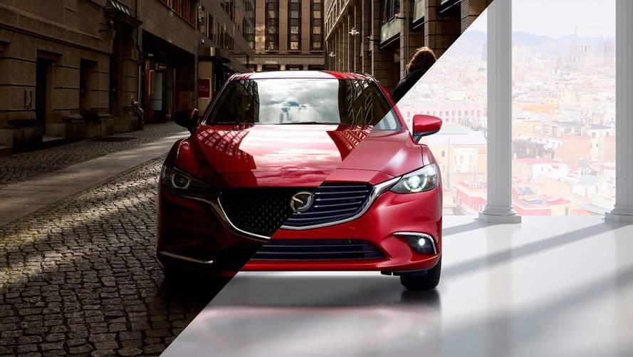 Mazda6 2018 frente a su antecesor: el juego de las 7 diferencias