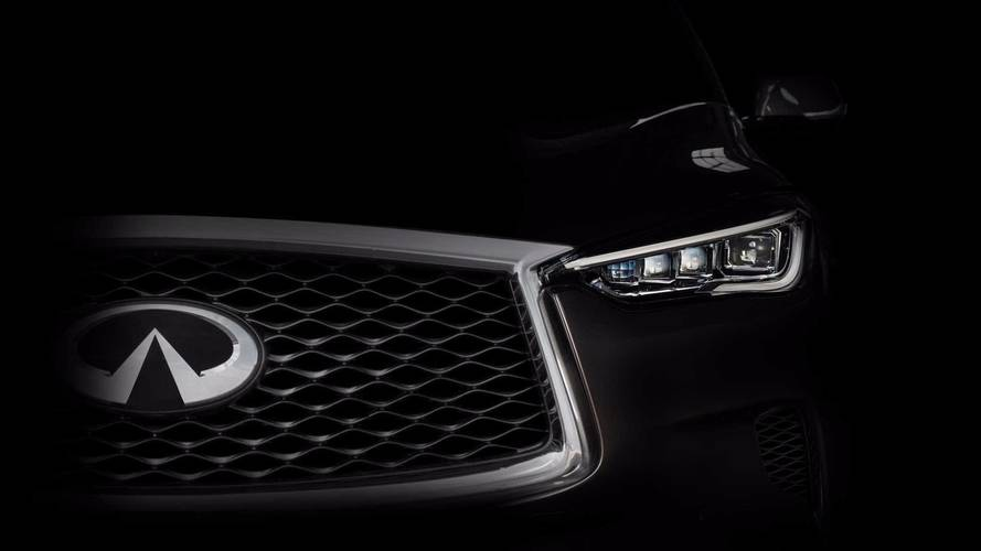 Infiniti Teases New Model, Technology Ahead of L.A. Auto Show