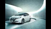 Nuova Nissan Leaf, l'elettrica è cambiata