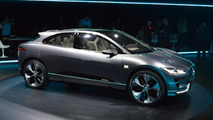 Jaguar I-Pace Concept: Los Ángeles 2016