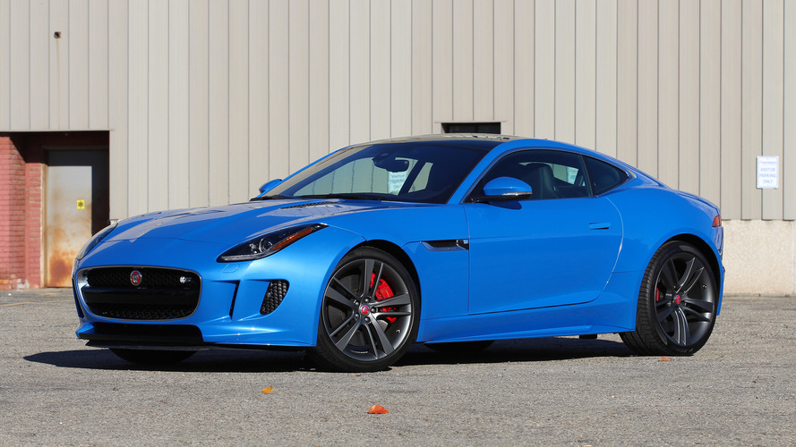 2017 Jaguar F-Type Coupe Review: Long live the F-Type