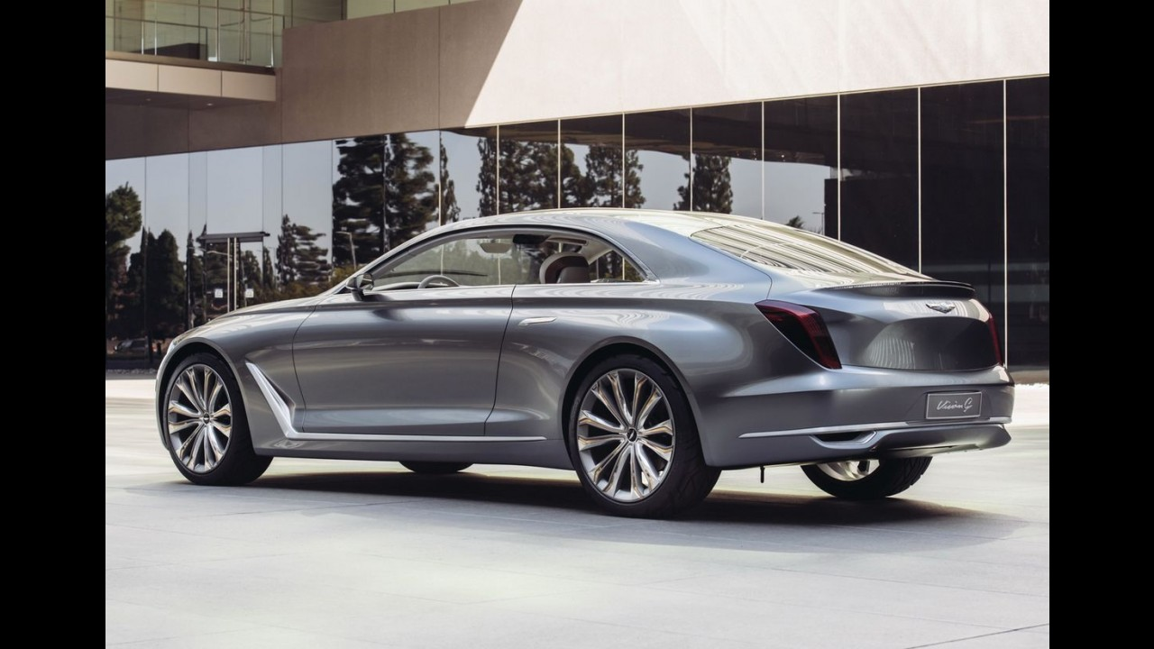 Marca de luxo da Hyundai, Genesis terá sedã para brigar com BMW Série 3